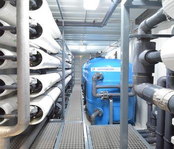 Water Desalination systems | Hatenboer-Water