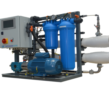 Water Desalination systems | Hatenboer-Water