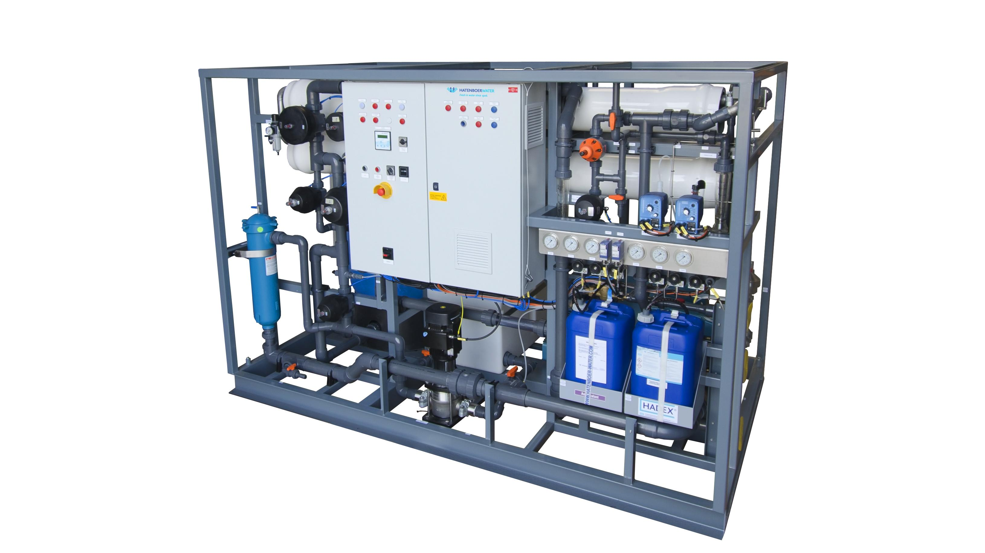 Water Desalination Systems Hatenboer Water